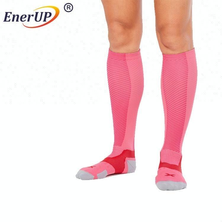 Sample free Sports Compression Running Long Socks
