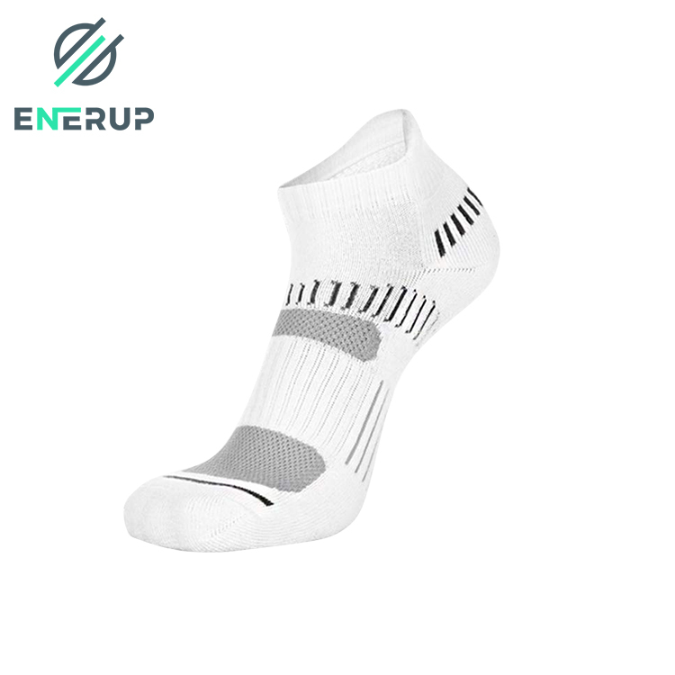 Enerup Athletic Sports Short Women Cheap Price Pair Silicone Ankle Weed Cute Teenage Girls Fracture Boots Socks