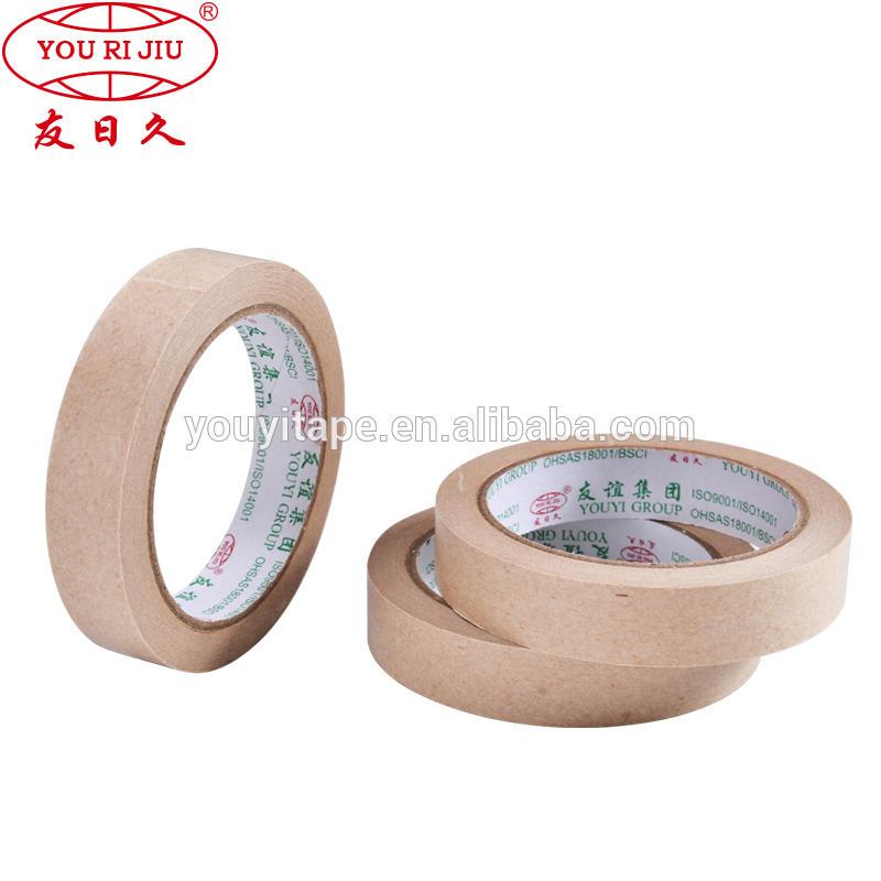 Kraft Tape rubber base, use for packing