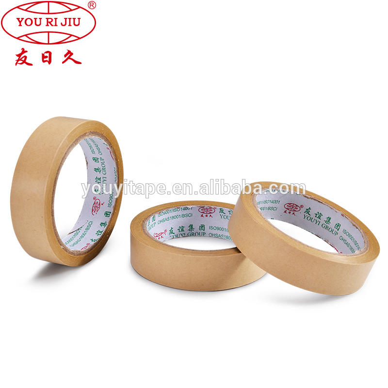 Kraft Tape rubber base, use for packing