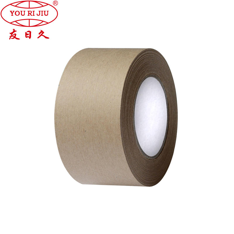 Hot sales!!! Alibaba Wholesale Good Quality Great price GB/T 7125-1999 recyclable kraft tape