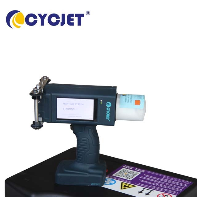 CYCJET ALT160 Pro Large character handjet printer for mental pipes printing
