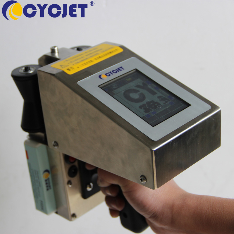 CYCJET ALT382 Large Character Hand Jet Printer Batch Coding Machine