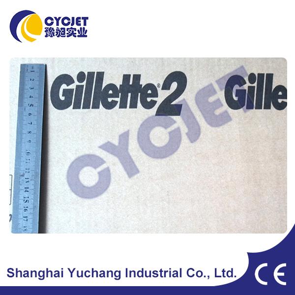CYCJET ALT382 Hand Held Ink Jet Printers/Handjet Printing On Cardboard/Label Printing Ink Jet
