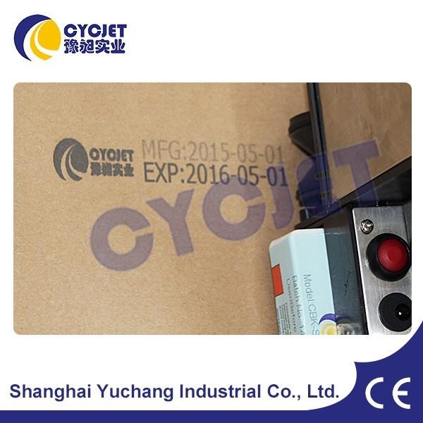 CYCJET ALT360 Printer Inkjet/Manual Batch Codng Machine/Laser Date Code Machine for sale
