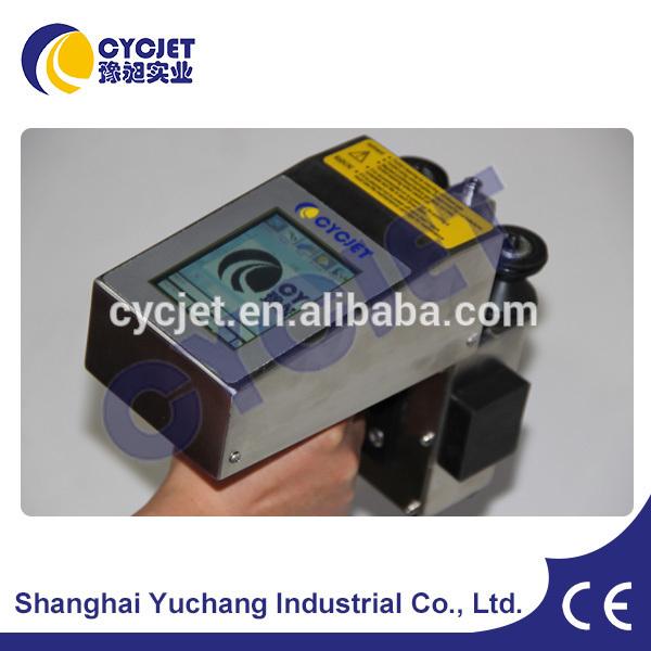 CYCJET ALT360 Handheld Inkjet Printer/Equipment For Batch Number Coder