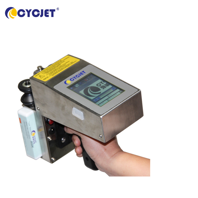 CYCJET ALT360 Handheld Manual Batch Coding Printing Machine/Industrial Inkjet Coding Printer