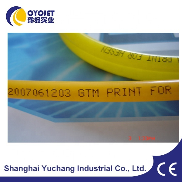 CYCJET ALT382 Large character pipe portable marking solution/handheld label printer/logo handheld inkjet printer