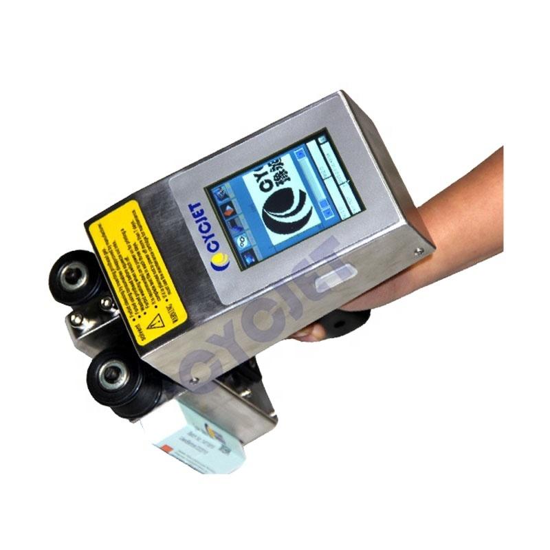PVC Pipe Printing Machine of CYCJET/Small Hand Jet Printer