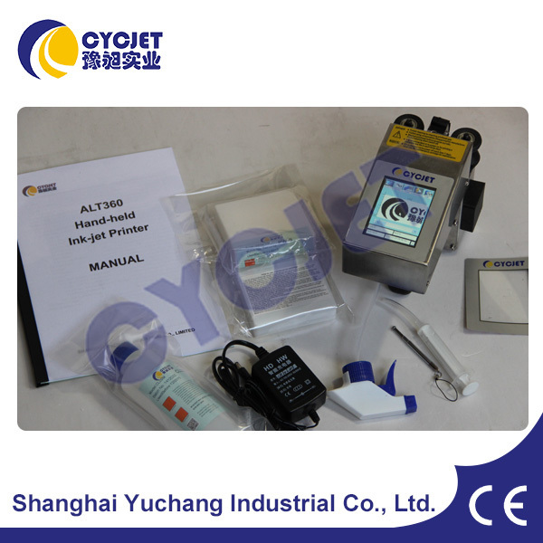 Mini Manual Expiry Date Printing Machine /ALT360 Date Code Printer