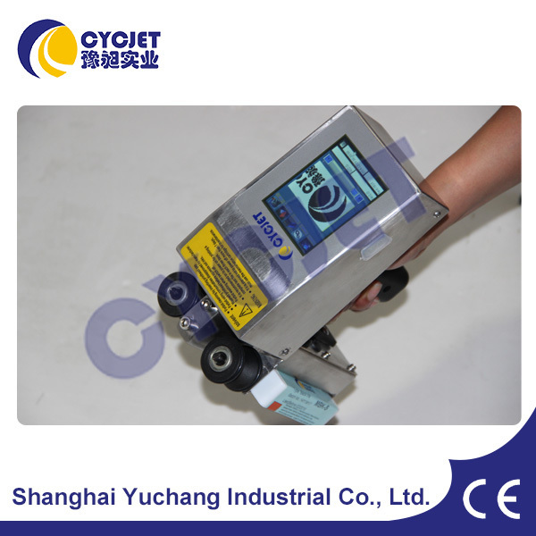 CYCJET Inkjet Coding Machine Manufacturer/Inkjet Coder Printers Price/Marking and Coding Machine Inkjet