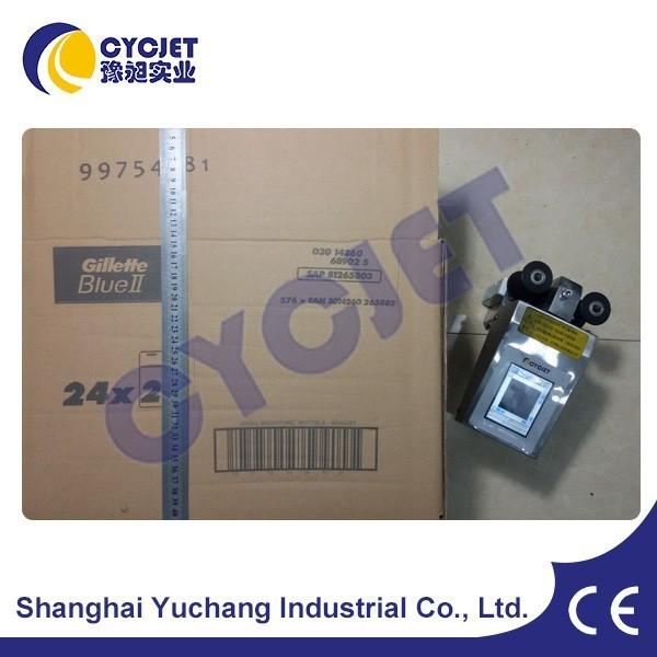 CYCJET Handheld Inkjet Stamp/54mm Printing Machine