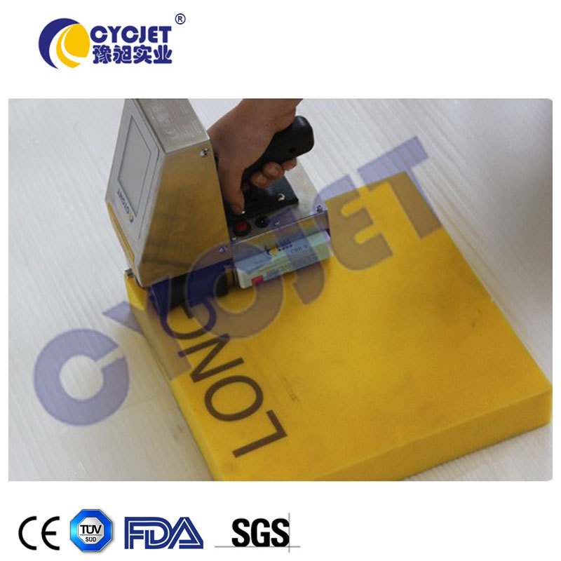 Chinese Supplier CYCJET good quality low running cost Inkjet Printing Machine for Cartons