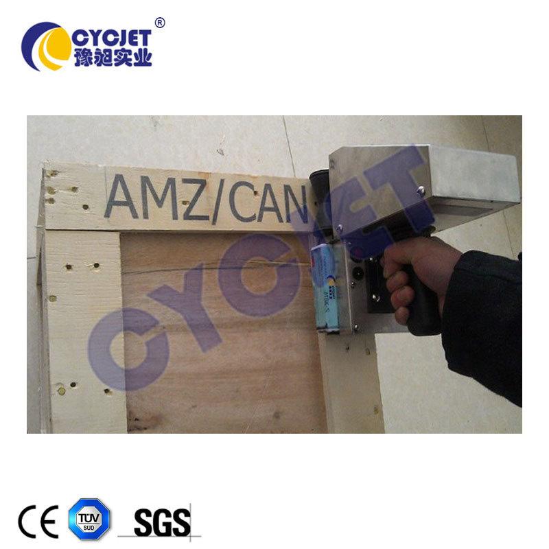 CYCJET ALT382Manual Batch Coding Machine/Wood Direct Inkjet Printing Machine/Logo Printing Machine