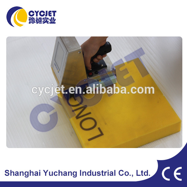CYCJETALT382 Large Font Handjet Printer/Porable Inkjet Marker/Pipe Marking Inkjet