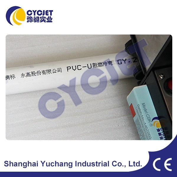 Cable Tube Printer/Industrial Portable Inkjet Printer