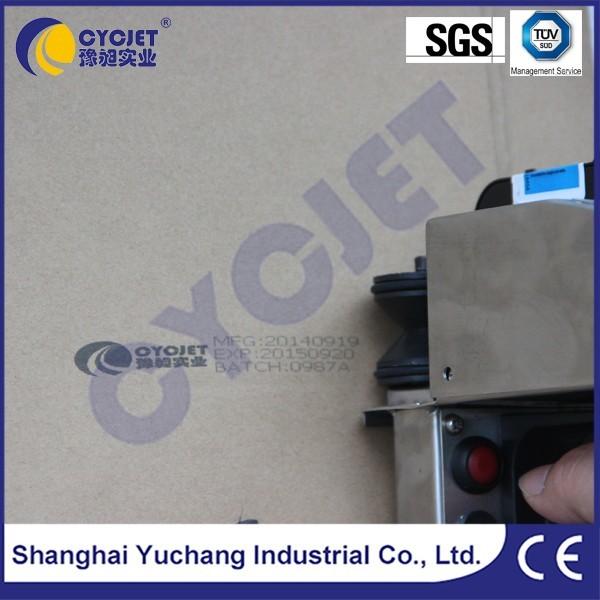 CYCJET Label Printing Machine/Hand Jet Printer/Paper Serial Number Machine