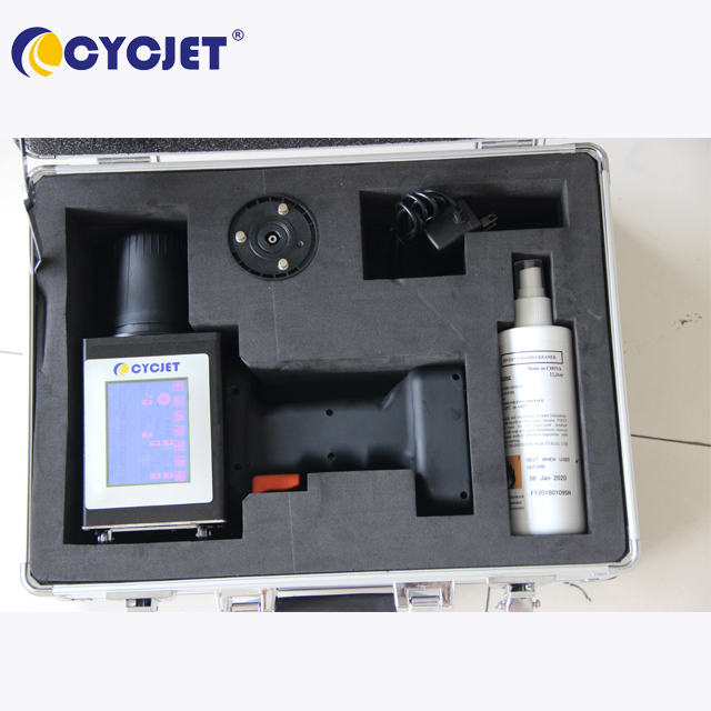 CYCJET ALT160 Plus Large character hand jet printer for wooden caseprinting