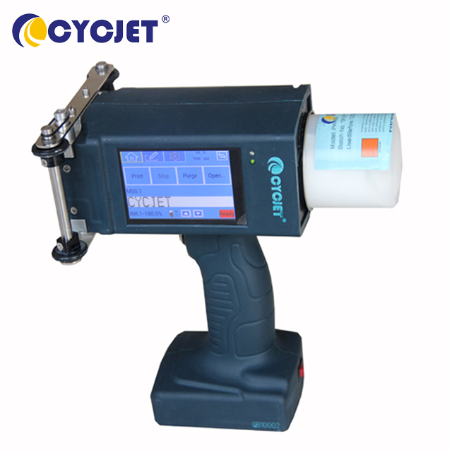 CYCJET ALT160 ProLarge character handjet Printer for pipe printing