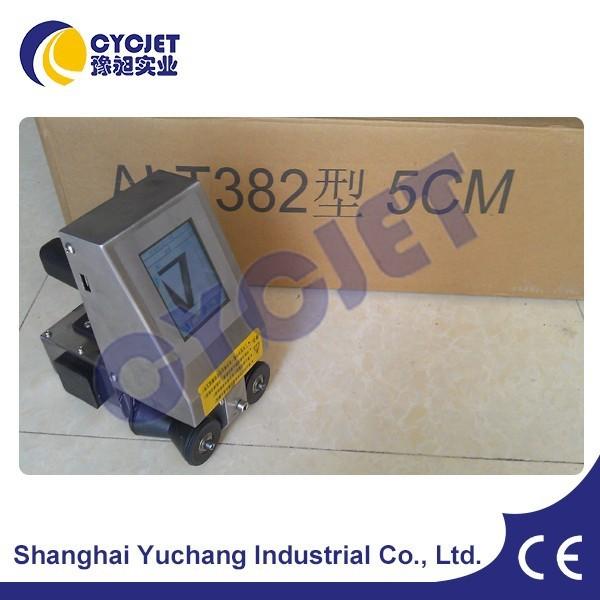 CYCJET ALT382 Hand Inkjet Printer Expiry Date/Manual Batch Coding Machine/Hand Label Printing Machine