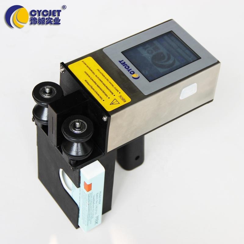 ALT360 Portable Date Time Stamp/Stamp Marking Machine/Industrial Inkjet Hand Printer