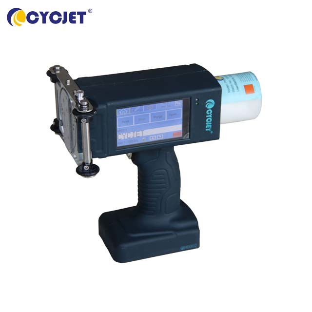 CYCJET ALT160 Pro Large character handjet printer for mental pipes printing