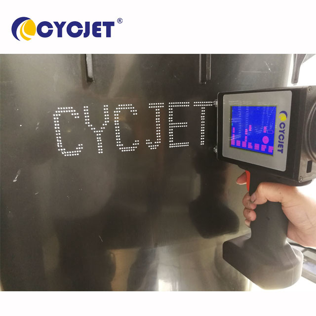 CYCJET ALT160 Plus Large character handjet Printer for plastic bucket printing solution