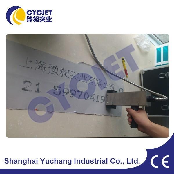 ALT160 Industrial Code Printer of CYCJET/Large Character Handheld Inkjet Printer