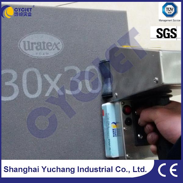CYCJET ALT382 Handheld Ink-Jet Printer Jet Stamp/Printing Label Machine/Inkjet Coding Specialists