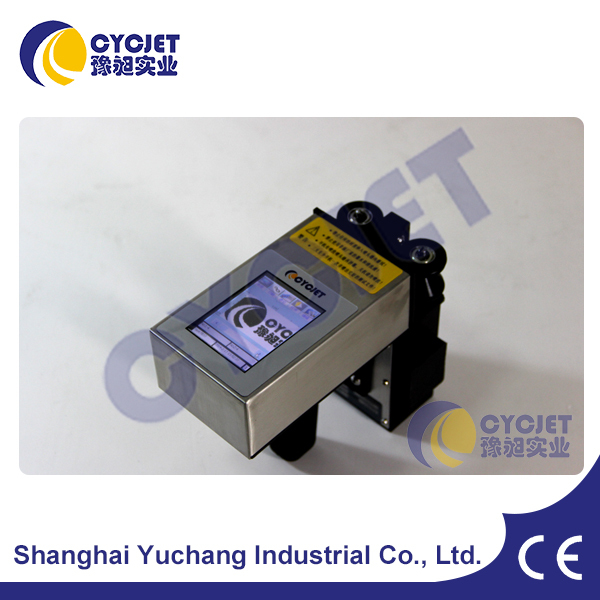 CYCJET Inkjet Date Coding Machine/Hand Date Marker/ALT360 Handjet Portable Ink Jet Printer