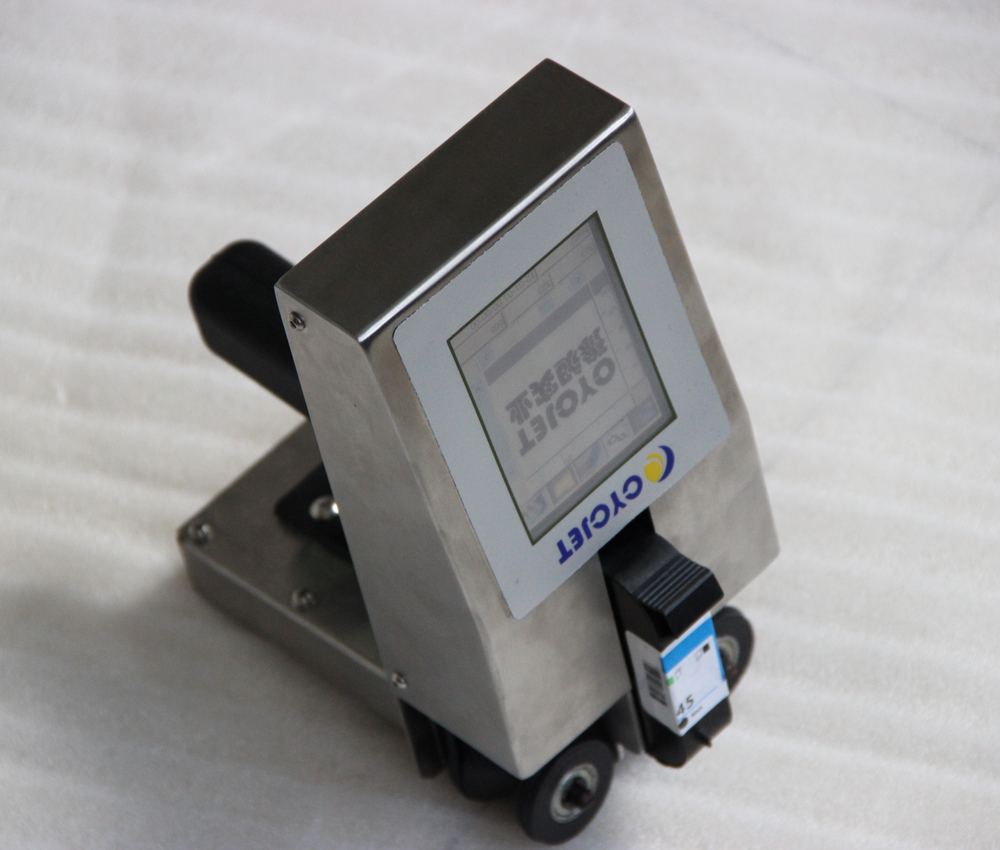 Handheld Carton Inkjet Printer of CYCJET ALT360H-P