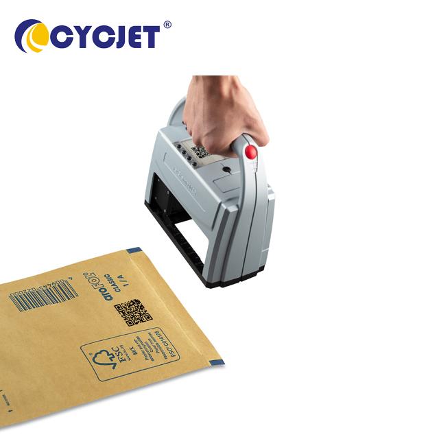 CYCJET handheld inkjet printer jetStamp1205with Wifi function