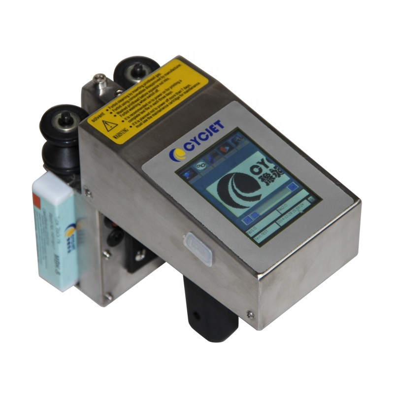 Inkjet Printing Machine/CYCJET Hand Jet Printer for Carton Box and Wooden Case Shipping Mark Inkjet Printing