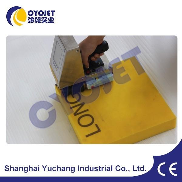 Small Inkjet Printer Hand Price/CYCJET Handheld Printing Machine