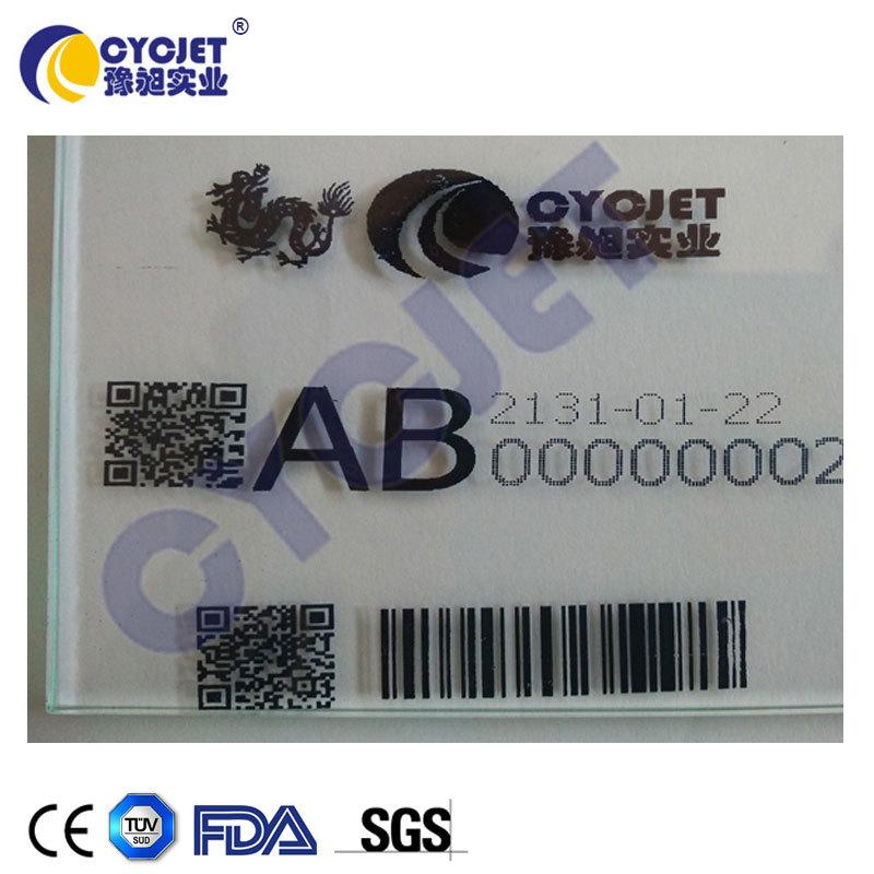 CYCJET ALT382 Handy Marker Machines/Screen Printing On Glass/Manual Batch Coding Machine