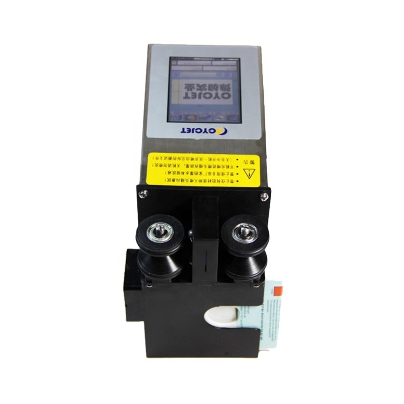Handheld Expiry Date Coding Machine CYCJET Batch Numbering Printer
