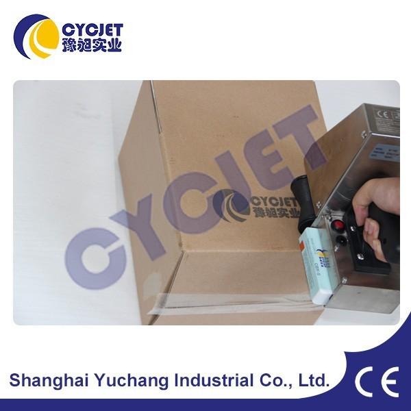 Carton Box Printer Machine/Barcode Printing Machine