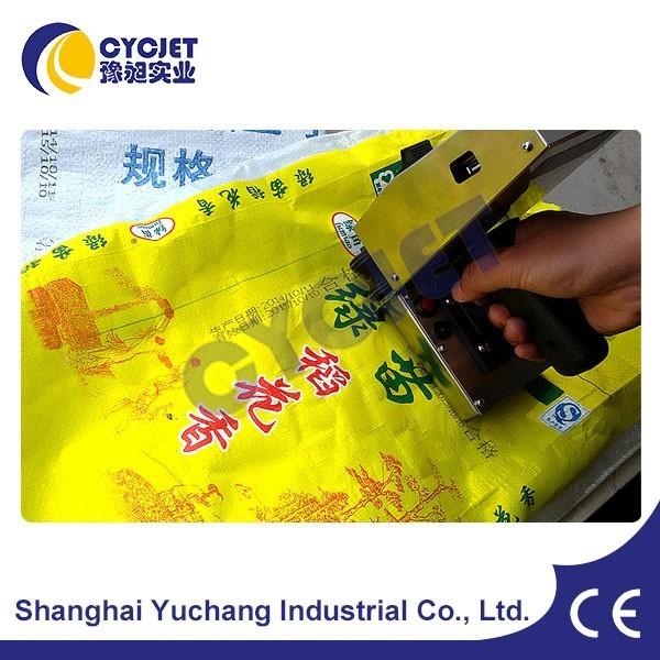 Non Woven Bags Small Printer/Industrial Hand Jet Printer/Date Coding Printer