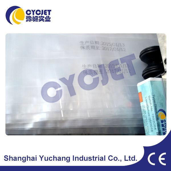 CYCJET Expiry Date Stamping Machine/Manual Screen Printing Machine/Hand Date Coder