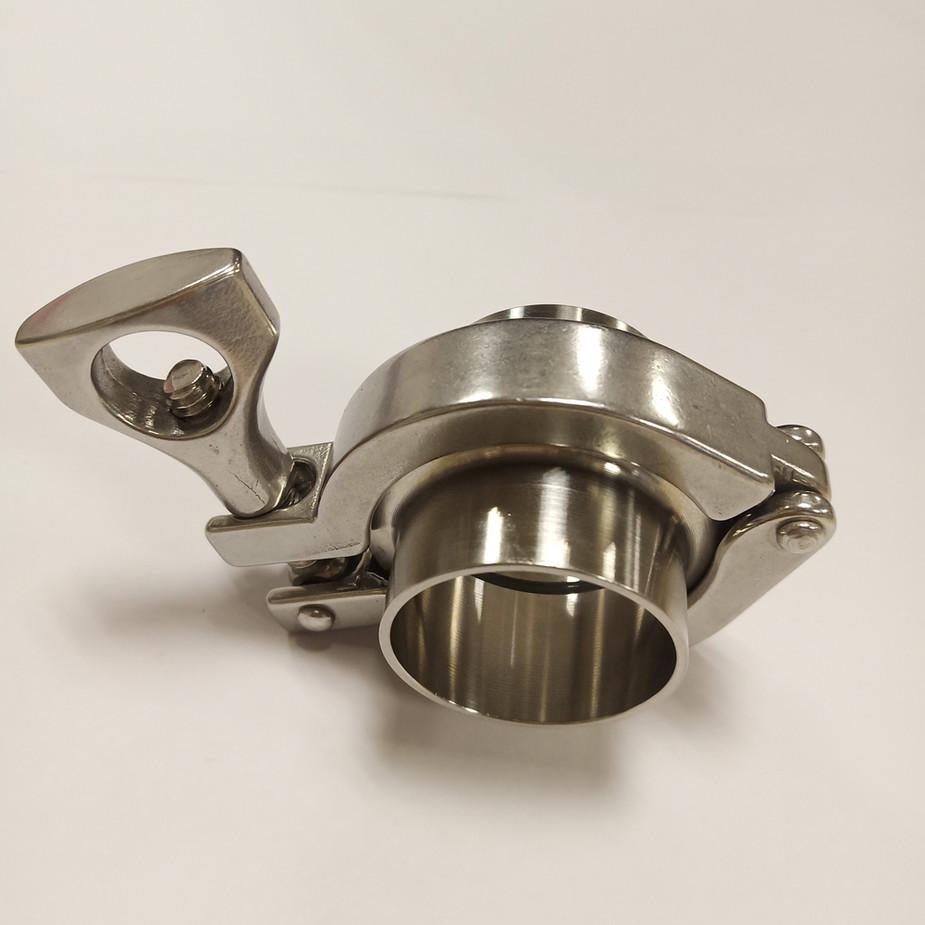 stainless steel pipe fittings food grade 316L