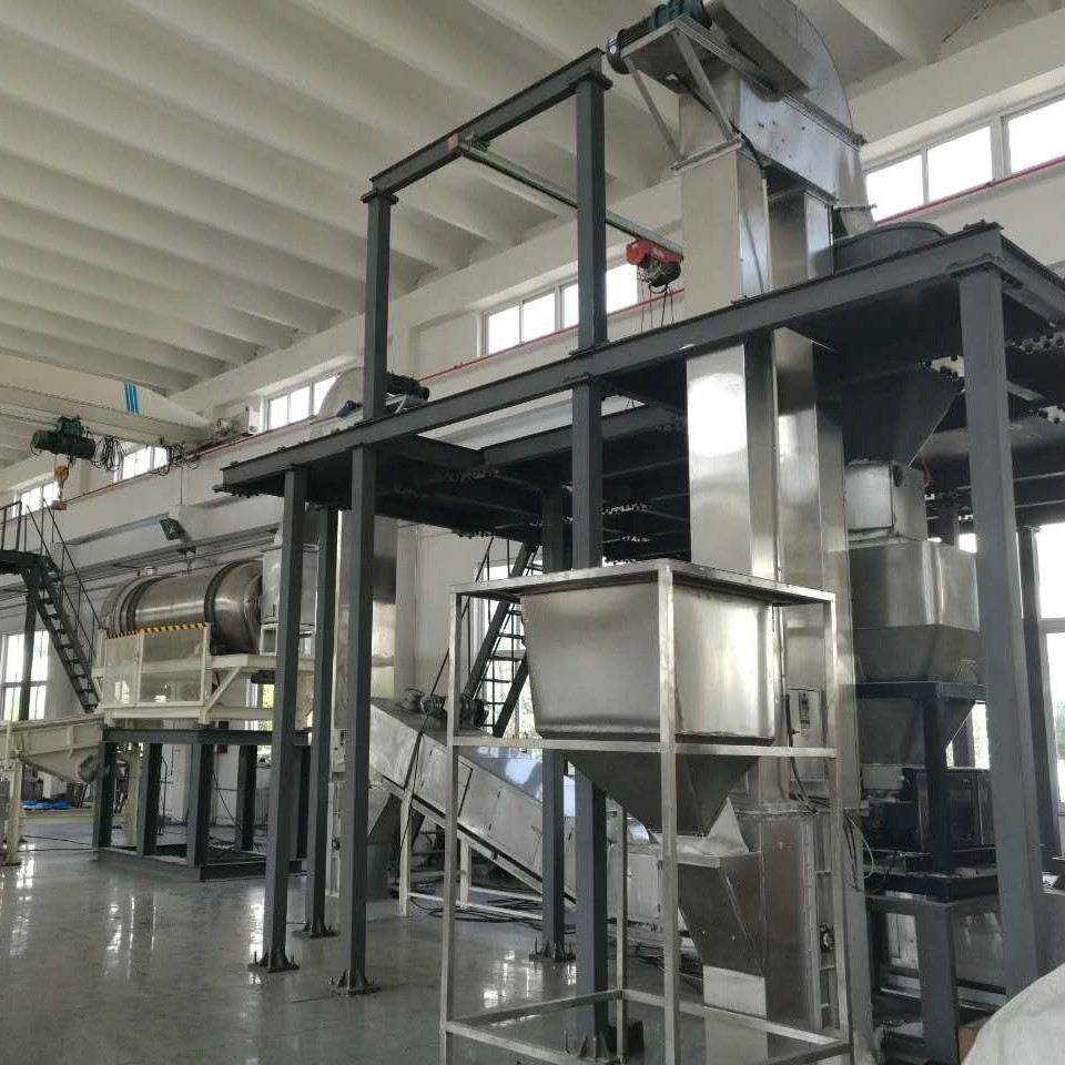Simple Washing Powder Production Line with Low Investment