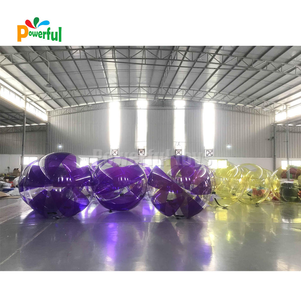 PVC material ball inflatable water walking ball large water balloon for aquashow