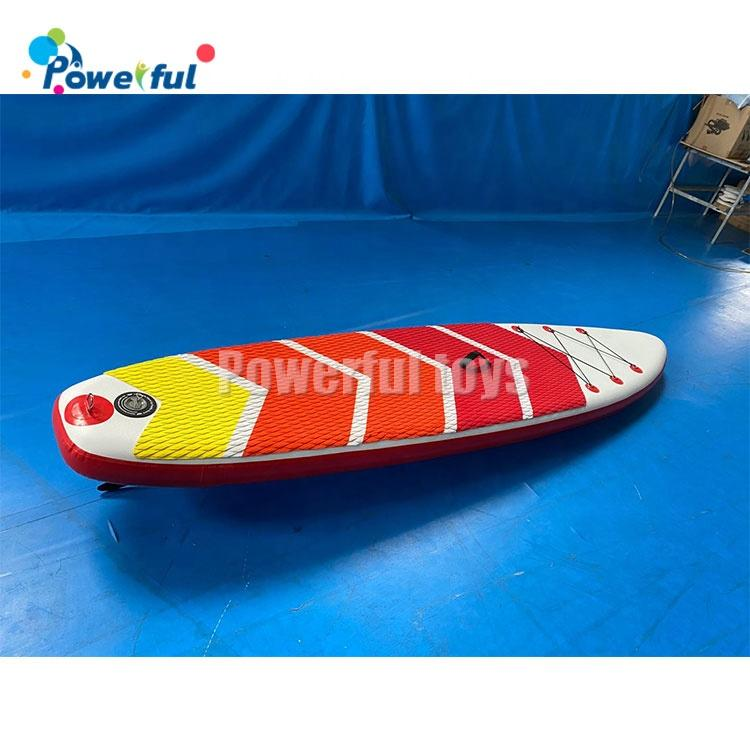 3m inflatable standing surfboard paddle boat