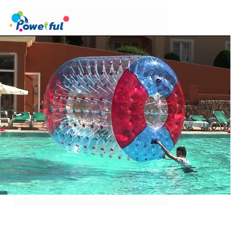 Walking On Water 3 Meter Diameter Inflatable Water Wheel Roller