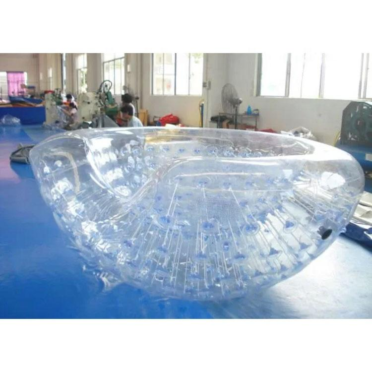 Inflatable indoor outdoor chair beach cocoon inflatable coconut ball