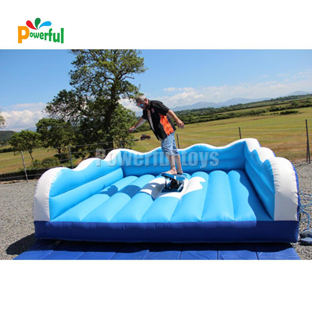 inflatable surf machine,wave inflatable surf simulator,inflatablerobo surfer