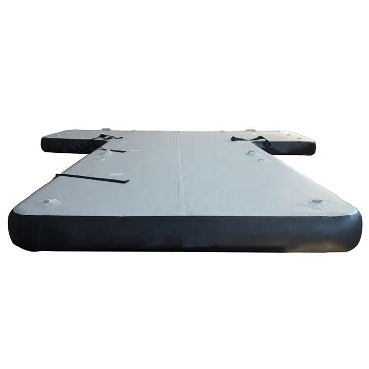 Jet ski parking pontoon dock floating inflatable dock platform