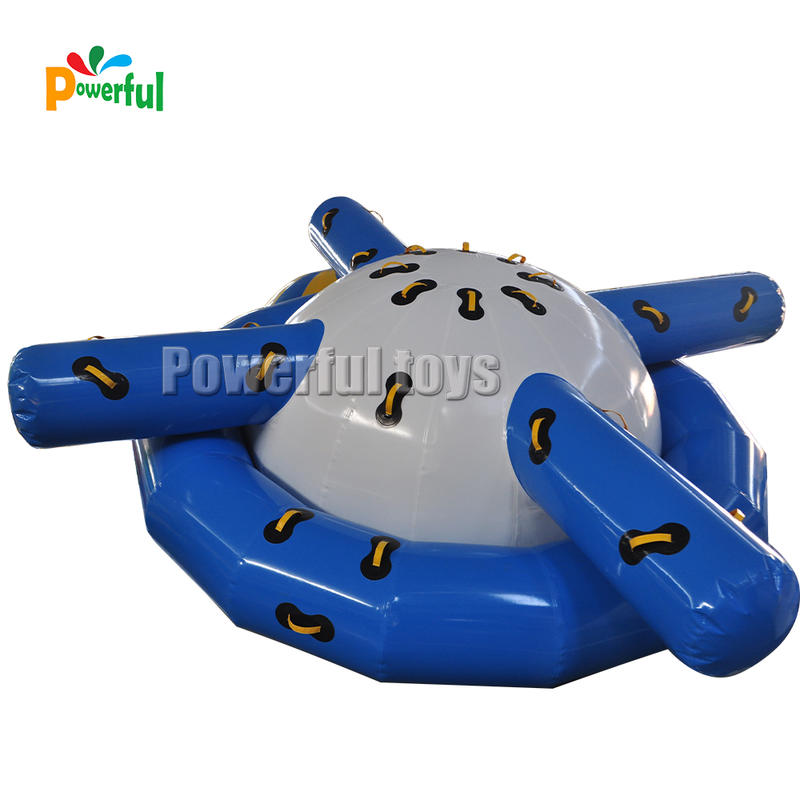 Water Sports Equipment Floating Inflatablerock climbing Water Saturn for Inflatable Water Park