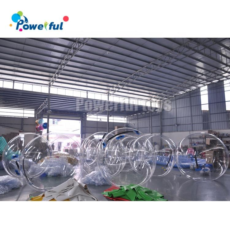 Wholesale inflatable zorb walking water ball for water pool