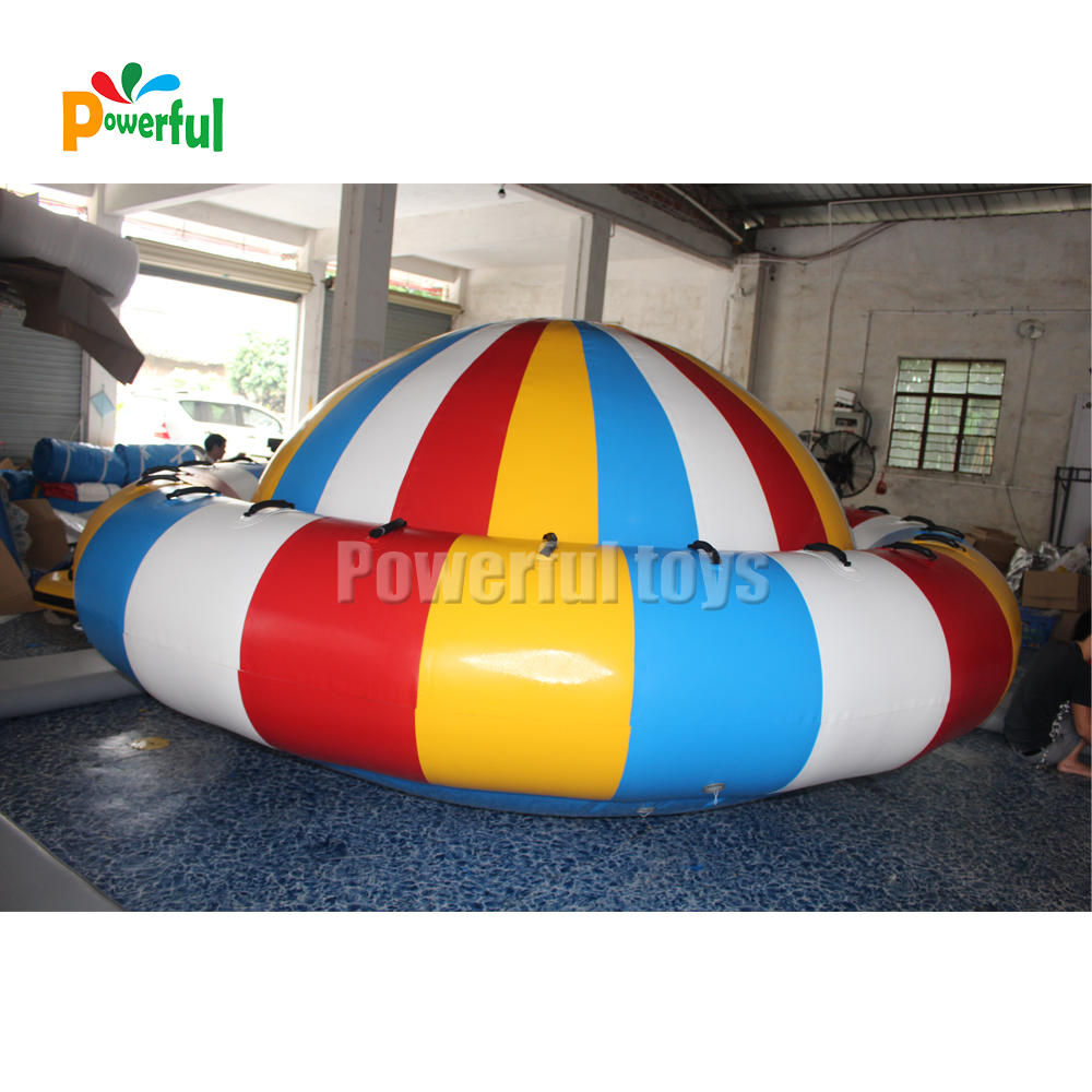 Inflatable Water Floating Saturn,inflatable disco boatfloating water toys saturn rocker